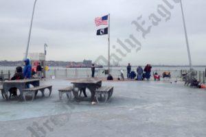 Bay Ridge Pier and Shore Promenade 11/28/2015 - Brooklyn Archive