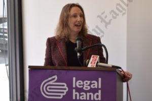 Legal Hand Opening 11/23/2015 - Brooklyn Archive