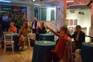 Mary Anne Yancey Cafe Dedication 11/16/2015 - Brooklyn Archive