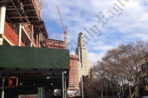 Steiner Schermerhorn Tower 11/30/2015 - Brooklyn Archive