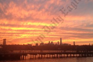 Sunset from Williamsburg 12/07/2015 - Brooklyn Archive
