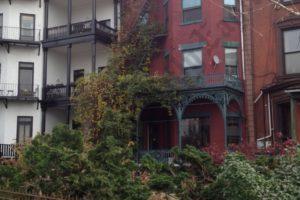 Tea Porch – 8 Montague Terrace November 2015 - Brooklyn Archive