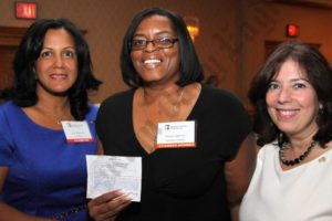 Amy Blackwood, Wanda Hightower, and Denise Arbesu. - Brooklyn Archive