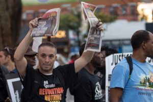 Anti-Brutality Rally 10/22/2015 - Brooklyn Archive