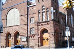 Baptist Temple at 360 Schermerhorn Street - Brooklyn Archive