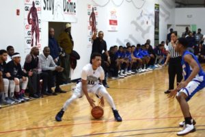 Bedford Academy vs. Westinghouse Basketball Game 02/10/2015 - Brooklyn Archive