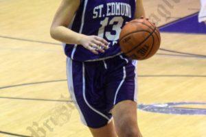 Bishop Kearney vs. St. Edmund Prep Women's Basketball Game 02/16/2015 - Brooklyn Archive