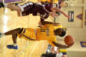 Bishop Loughlin vs. Fordham Basketball Game 01/05/2014 - Brooklyn Archive
