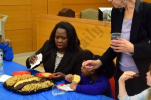 Bring Your Child To Work Day at the Brooklyn Supreme Court 04/08/2015 - Brooklyn Archive