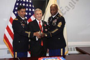 Bronze Star Medal Ceremony PFC Eugene G. Gagliardi 07/25/2013