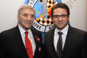 Bronze Star Medal Ceremony PFC Eugene G. Gagliardi 07/25/2013 - Brooklyn Archive