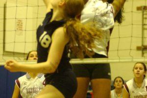 Brooklyn Friends School Volleyball Game 10/29/2002
