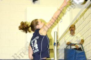 Brooklyn Friends School Volley Ball Game 10/29/2002 - Brooklyn Archive