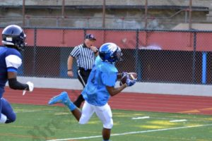 Canarsie beat Midwood 26-0 in Midwood on Friday, September 19th, 2014. - Brooklyn Archive