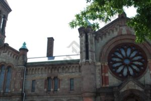 Church of Saint Luke and Saint Matthew at 520 Clinton Avenue - Brooklyn Archive