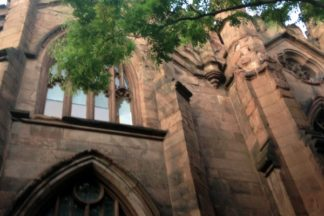 Church of St. Ann and the Holy Trinity at 157 Montague Street