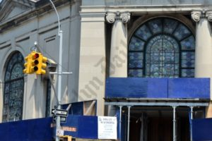 Congregation Beth Elohim at 274 Garfield Place - Brooklyn Archive