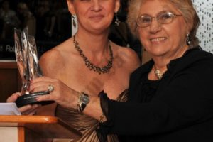 Diane Person and Cathy Gallogly-Simon. - Brooklyn Archive