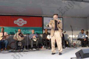 Eddie the Sheik at the 2012 Atlantic Antic. - Brooklyn Archive