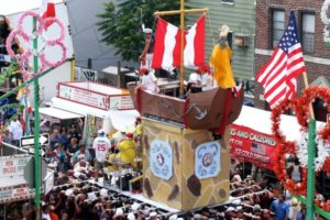 Feast of Our Lady of Mount Carmel and St Paulinus of Nola 07/08/2012 - Brooklyn Archive