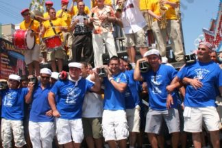 Feast of Our Lady of Mount Carmel and St Paulinus of Nola 2011