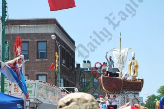 Feast of Our Lady of Mount Carmel and St Paulinus of Nola 2009