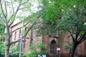 First Unitarian Church at 50 Monroe Place - Brooklyn Archive
