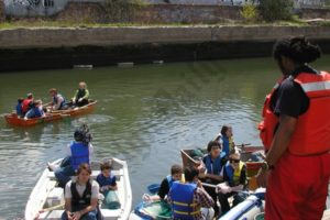 Gowanus Canal Earth Day 04/22/2003 - Brooklyn Archive