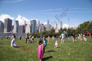 Brooklyn Bridge Annual Kite Festival 2015