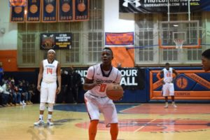 Jefferson vs. Bedford Academy Basketball Game 02/12/2015 - Brooklyn Archive