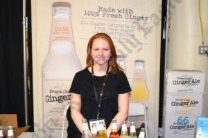 Kayla Hoagland from Bruce Cost Ginger Ale. - Brooklyn Archive