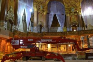Kings Theatre, formerly Loew's Kings Theatre is a movie palace-type theater located at 1027 Flatbush Avenue. - Brooklyn Archive