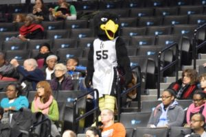 LIU Hall of Fame Day Doubleheader 01/17/2015 - Brooklyn Archive