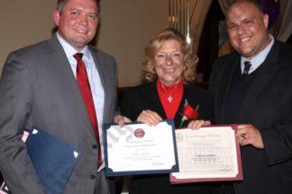 Merchants of Third Avenue Pioneer Awards Dinner 10/24/2011 - Brooklyn Archive
