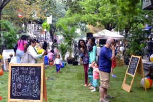 Montague Street Summer Space 2014 - Brooklyn Archive