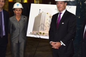 Navy Yard Building 77 Press Conference 10/02/2015 - Brooklyn Archive