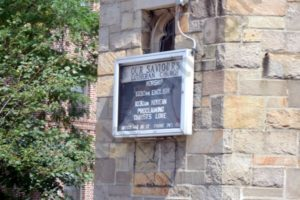 Our Saviour's Lutheran Church at 414 80th Street - Brooklyn Archive