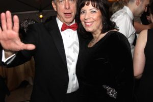 Peter Meyer and Denise Arbesu. - Brooklyn Archive