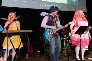 PonyconNYC 2015 was held at St. Francis College in Brooklyn Heights over Valentine's Day weekend. - Brooklyn Archive