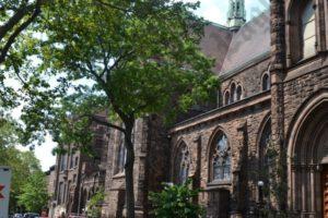 Saint Augustine RC Church at 116 6th Avenue