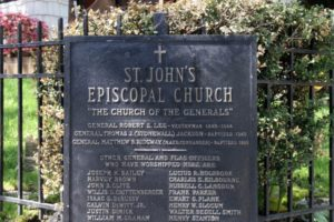 Saint John's Episcopal Church at 9818 Fort Hamilton Parkway 08/07/21012 - Brooklyn Archive