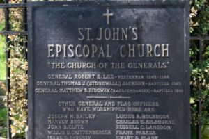 Saint John's Episcopal Church at 9818 Fort Hamilton Parkway - Brooklyn Archive