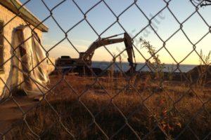 Sea Gate rebuilds. - Brooklyn Archive