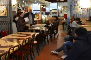 Small Business Saturday Scavenger Hunt 11/29/2014 - Brooklyn Archive