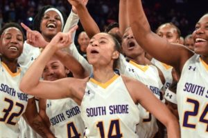South Shore vs. Grand Street at Madison Square Garden 03/14/2015 - Brooklyn Archive