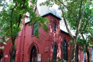 St Charles Borromeo Church at 21 Sidney Place