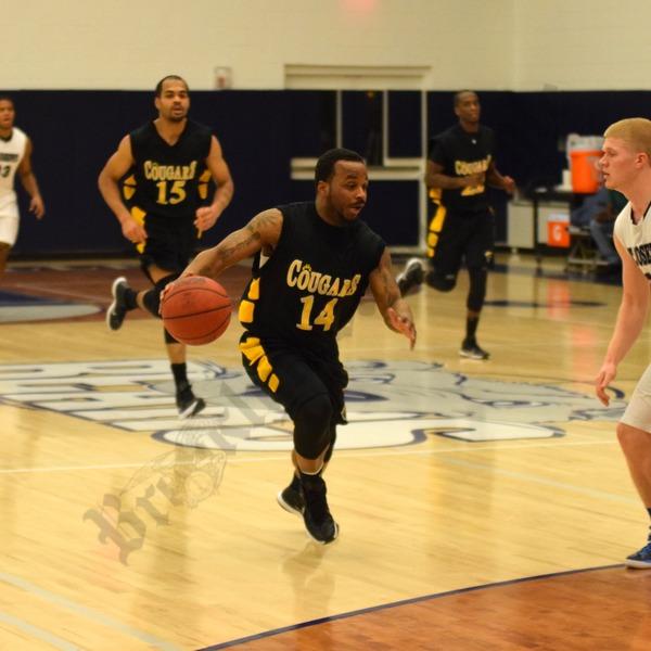 St Josephs vs. Medgar Evers College Basketball Game 01/28 ...