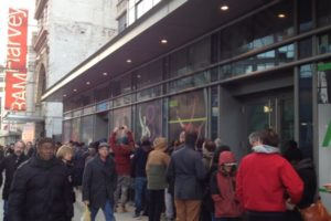 Star Wars Fever In Brooklyn 12/20/2015 - Brooklyn Archive