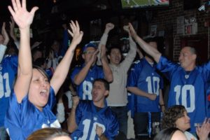 Superbowl 2012 at the Salty Dog 02-05-12 - Brooklyn Archive