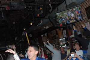 Superbowl Party at the Salty Dog 02/05/2012
